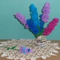Букет цветов— что может быть чудесней?! (цветы из бумаги)