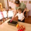 Экспериментальная деятельность с детьми. Фотоотчет о занятии
