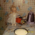Ознакомление ребенка со свойствами муки через детское экспериментирование в домашних условиях (для детей младшего возраста)