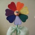 «Цветик-семицветик». Развивающее пособие для уголка природы