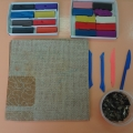 Мастер-класс по работе с пластилином и природным материалом: поделка «Ежик»