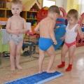 Закаливание детей раннего возраста.