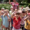 Мероприятия в детском саду. День семьи, любви и верности
