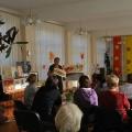 Проведение мастер-классов для педагогов города Санкт-Петербурга на тему «Нетрадиционные техники в изодеятельности»