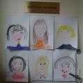 Выставка работ детей и родителей ко Дню Матери