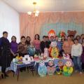 Приобщение детей дошкольного возраста к культуре русского народа с помощью народных игрушек