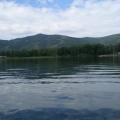 Дом отдыха «Берёзки» на озере Банное