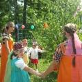 Фольклорный праздник для детей «Троица»