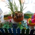 Оформление экологического уголка «Приходите в огород»