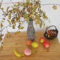 Осенний калейдоскоп. Творческая выставка «Листик, листик, вот и я!»