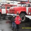 «День пожарного». Фотоотчет об экскурсии