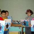 Художественное творчество детей. Животные Арктики и Антарктики.