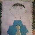 Беседа на тему «Наша Армия Родная». Рисование + Аппликация (оригами). «Портрет папы».