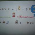 Авторская дидактическая игра «Веселый счет»