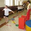 Конспект сюжетного занятия по физической культуре с использованием здоровьесберегающих технологий для детей среднего возраста: «Озорные медвежата»