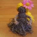 Мастер-класс «Куколка— Весняночка»
