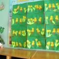 Конспект занятия по художественному творчеству (аппликация), в средней группе. «Цыплята в одуванчиках»