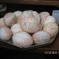 Заготовки для пасхальных яиц делаем сами
