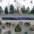 Новогодняя выставка «Такие разные ёлки»