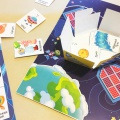 Лэпбук «Космос». Распечатайте и склейте космический лэпбук из готовых шаблонов. Инструкция