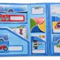 Лэпбук по теме «ПДД» и «Транспорт». Распечатайте и склейте лэпбук по правилам дорожного движения из готовых шаблонов