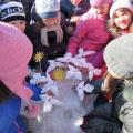 Конспект занятия «Русский народный праздниквстречи весны «Сороки» для детей младшего школьного возраста