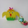 Мастер класс «Подарочная упаковка для пасхальных яиц». Внеурочная деятельность в начальных классах. Для детей 7–10 лет