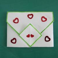 Мастер-класс «Конверт в технике оригами»