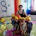 Сюжетно-ролевая игра с малышами (дети от 2 до 3 лет)