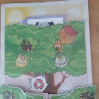Лэпбук по экологии «Мусор»