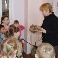 Фотоотчет о посещении школьного музея.