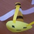 Конспект НОД по конструированию в средней группе «Весёлая пчёлка».