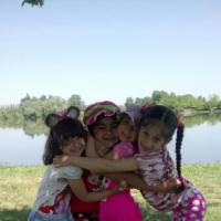 Экскурсия на водоём с детьми старшей группы