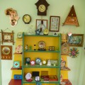 Мини-музей часов