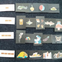 Развитие фонематического слуха и навыков звукового анализа. Дидактическая игра «Узнай слово»