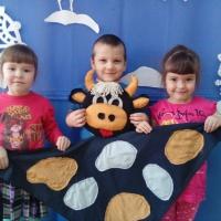 Исследовательско-творческий проект «Пейте, дети, молоко— будете здоровы!»