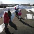 Прогулка «Солнышко пригревает!»— занятие-прогулка вторая младшая