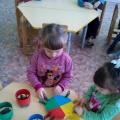 Дидактическая игра с прищепками «Поле чудес»