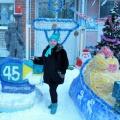 Фотоотчет о снежных постройках на городской конкурс «Украсим город к Новому году»