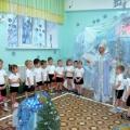Фотоотчет о проведении спортивного праздника «Зимние забавы в гостях у Снежной королевы»