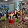Фотоотчет о проведении спортивного праздника «Мамины помощники», посвященного 8 Марта для детей совместно с родителями