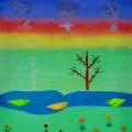 Конспект НОД по художественно-эстетическому развитию для детей старшего дошкольного возраста «К нам Весна стучится»
