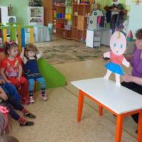 Проект «Здоровье ребенка в наших руках!»