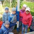 Организация развивающей предметно-пространственной среды прогулочного участка «С миру по нитке» в летний период