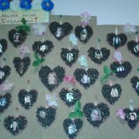 Детский мастер-класс по изготовлению сувенира «Кофейные сердечки для мамочки любимой»