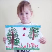 Дети принимали участие в областном творческом конкурсе