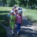 Целевая прогулка по правилам дорожного движения «Мы— пешеходы!» с детьми старшего дошкольного возраста.