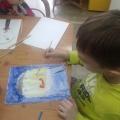 Выставка детских работ: «Мой самый любимый папа»