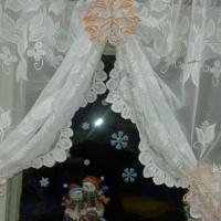 Мастер-класс «Изготовление снежинок из бросового материала»