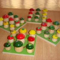 Картотека игр по сенсорному развитию для детей раннего возраста